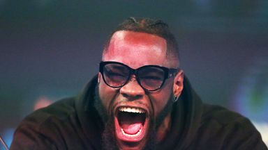 Wilder to fight Breazeale on May 18