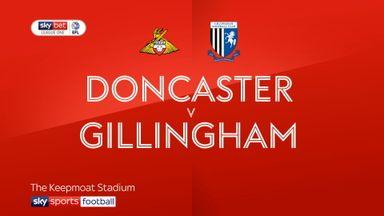 Doncaster 3-3 Gillingham