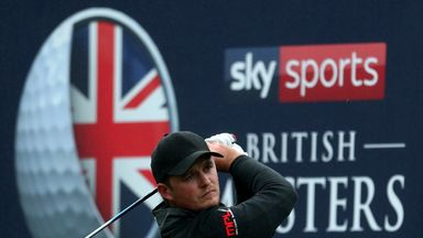 British Masters day four highlights