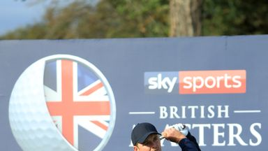 Pepperell leads British Masters