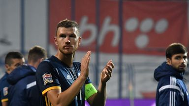 Dzeko: My perfect homecoming