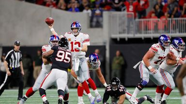 Giants 20-23 Falcons