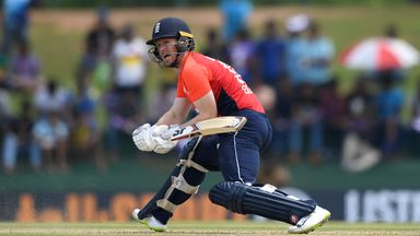 Sri Lanka v England: 2nd ODI highlights