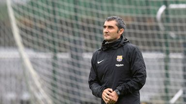 Valverde unhappy with Pep actions