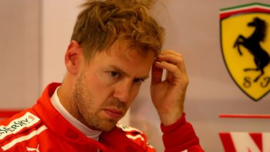Vettel unhappy with US GP penalty