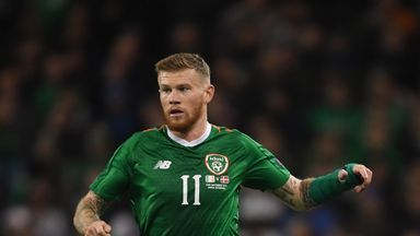 Will McClean play against N. Ireland?