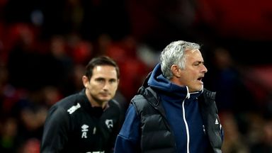 Lampard: I feel for Mourinho