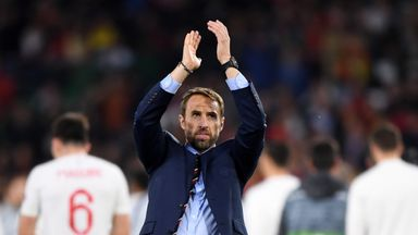 Southgate: England can be No 1