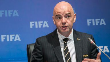 Infantino open to expanded World Cup