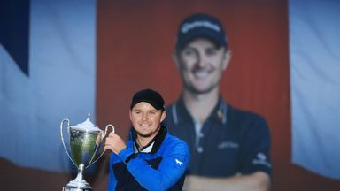 Pepperell relishing Masters opportunity