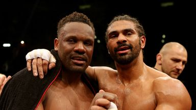Haye to manage Chisora
