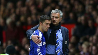 Jose: I'd love Hazard at Man Utd