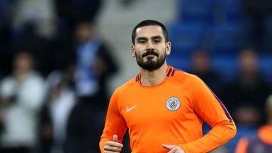 Gundogan: We struggle at Anfield