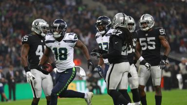 Seahawks 27-3 Raiders