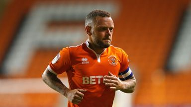 Spearing: I'm loving life at Blackpool