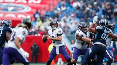 Ravens 21-0 Titans