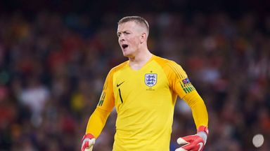 Upbeat Pickford ready for Croatia test