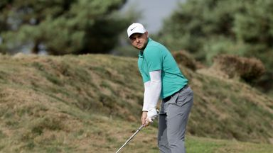 Smith in British Masters mix