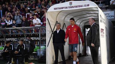 Zlatan: Jose must stand up to critics