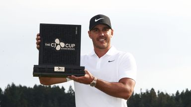 Koepka targets more major titles