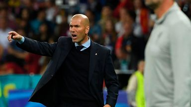 Zidane initially 'said no' to Real