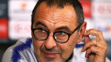 Sarri: Ranieri taught me a lot
