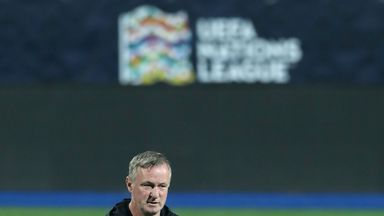 O'Neill targets Euro 2020 qualifiers