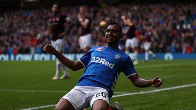 Rangers 3-1 Hearts