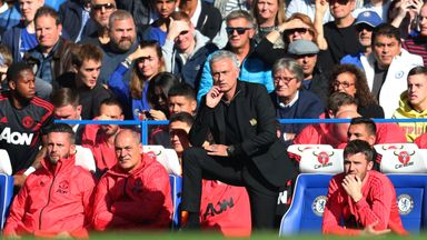 Jose focuses on performance, not errors
