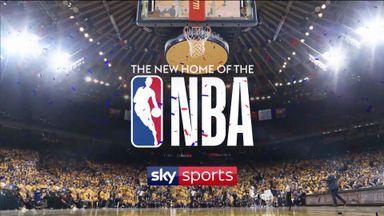 NBA comes to Sky Sports