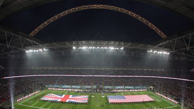 London 'best place' for overseas NFL
