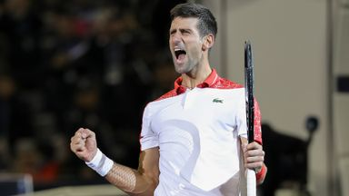 Djokovic proud of 'phenomenal' win