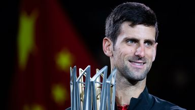 Djokovic speaks fluent Mandarin