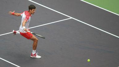 Anderson v Djokovic: Highlights
