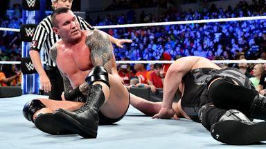 The Viper strikes down Big Show