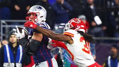 Chiefs 40-43 Patriots