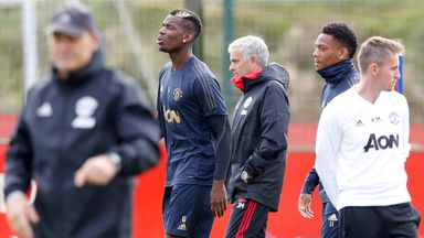 Pogba happy with Jose 'the boss'