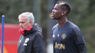 Deschamps: Pogba Jose feud 'exaggerated'
