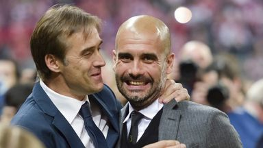 Pep disappointed for friend Lopetegui