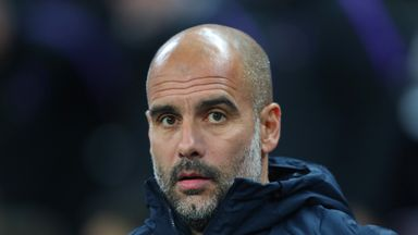 Pep not thinking about Man Utd yet