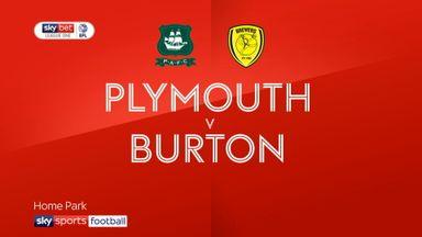 Plymouth 2-3 Burton