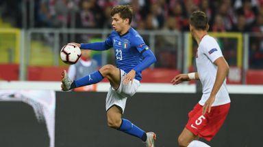 Poland 0-1 Italy
