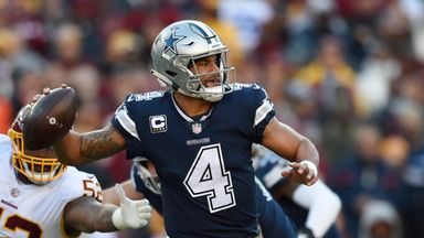 Cowboys 17-20 Redskins