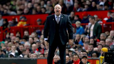 Benitez: It's time to start running