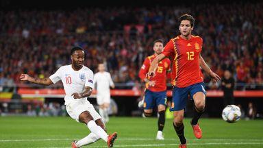 Spain 2-3 England