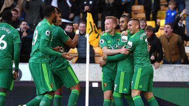 Wolves 0-2 Watford