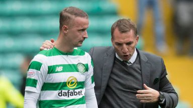 Griffiths 'taken out of football'