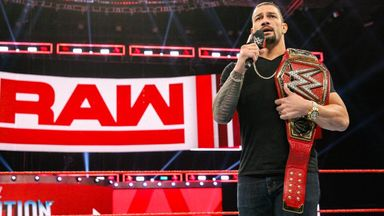 Roman Reigns reveals leukaemia battle