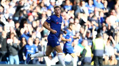 Barkley's reinvention at Chelsea