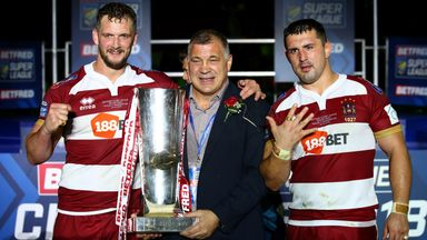 Wane: A perfect way to finish